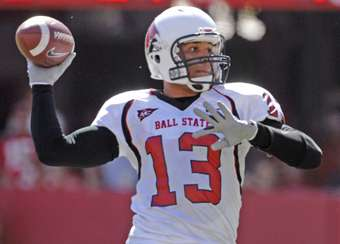 Ball St Nebraska Football