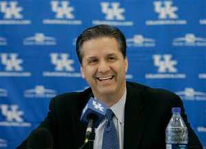 Kentucky Calipari