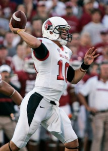 Keith Wenning provided a memorable 2012 for Cards fans.