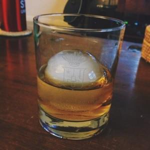 ice ball glass