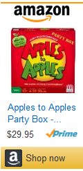 Apples to Apples Amazon