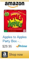 Apples to Apples Amazon