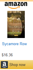 Sycamore Row Amazon