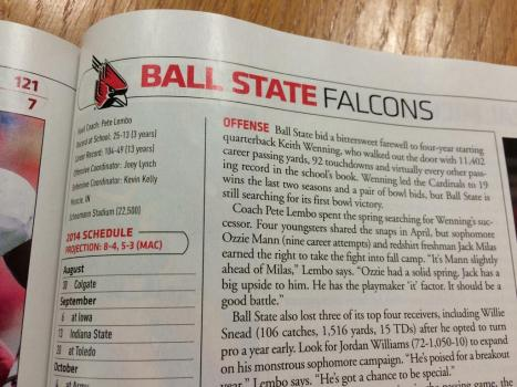 Ball State Falcons